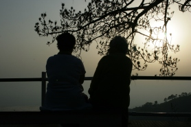 Love and Sunset