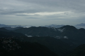 Shimla and the Sky