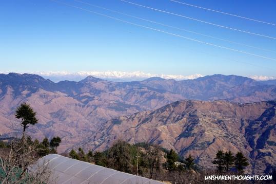Himalayas, Narkanda, Himachal Pradesh