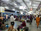 Platform Agra Cantt