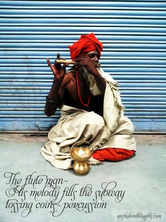 The Flute Man