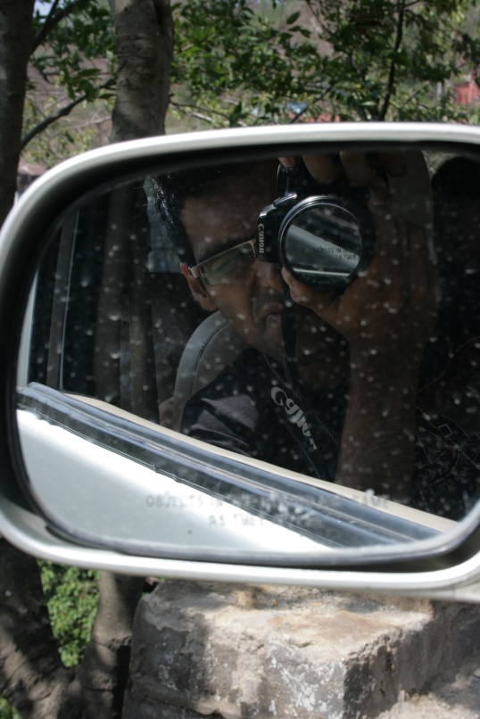 Reflection of a Haiku Traveler